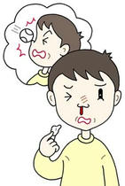 Nosebleed ・ Hemorrhage ・ Bruise