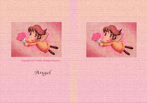 Angel ・ Cute angel ・ Lovely angel ・ Bouquet ・ Fairy tale