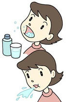 New influenza ・ Influenza prevention ・ Prevention of transmission ・Cough, Manners of sneeze