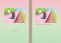 "Fairy tale story ""Angel Dog"" - Declining station"