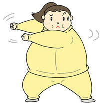 Dieting ・ Stretch ・ Obesity measures