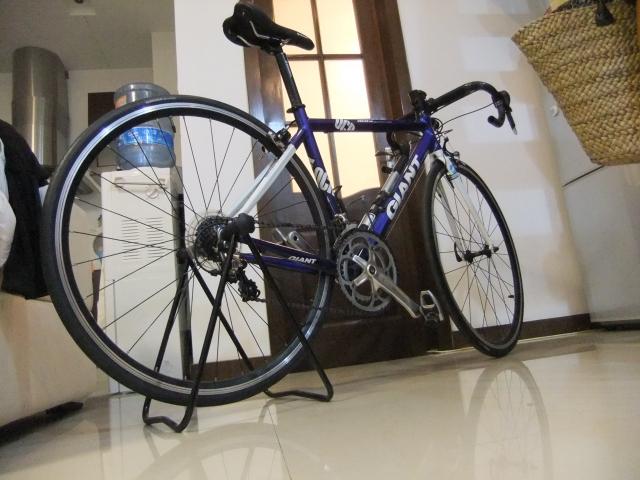 自転車の 反射板 自転車 取り付け : 今ではこんなOCR3500になって ...