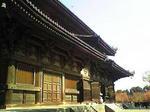 東寺ー。金堂、のはず。