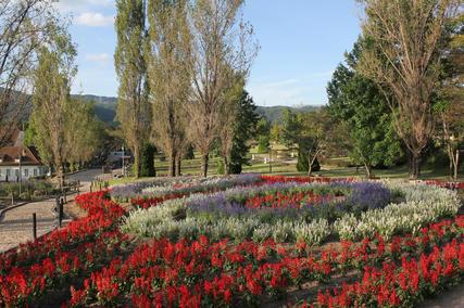 岡山農業公園 ドイツの森 クローネンベルク