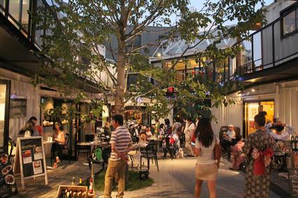 代々木Village by kurkku