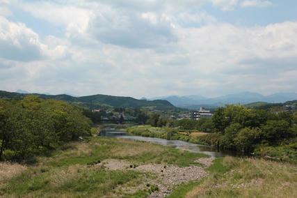 入間川・仏子〜元加治