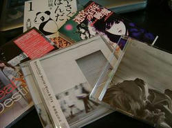 diary 2007.09.23 cds&books
