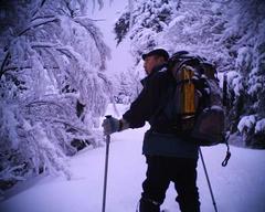 三十三間山-登り