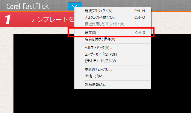 Fastflick保存方法1