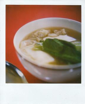 わんたんスープ