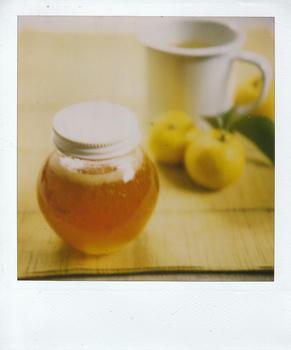 柚子茶の素