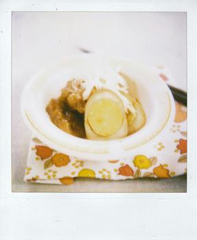 鶏とたまご