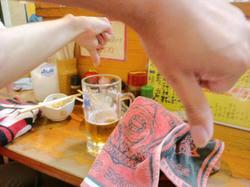 14.9.27千日前でザ・ヤケ酒