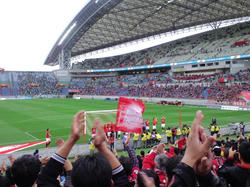 15.4.4ホーム松本戦勝利