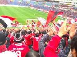 16.3.12ホーム福岡戦・勝利