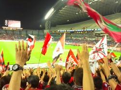 16.9.4ホーム神戸戦勝利(ルヴァン)