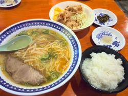 ラーメン定食650円