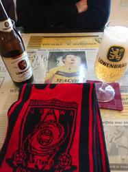 レッケルでドイツビール