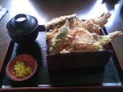国境食堂_天丼