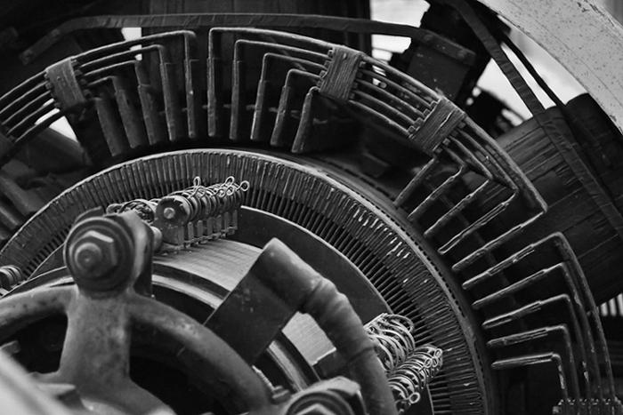 古き良き機械たち1