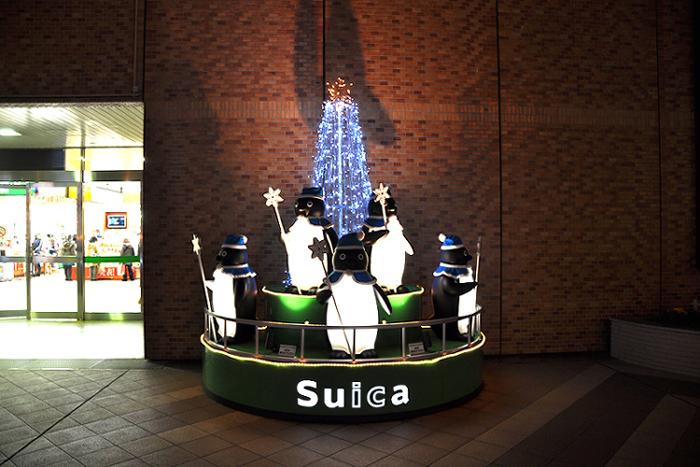 Suicaペンギンin仙台 2009