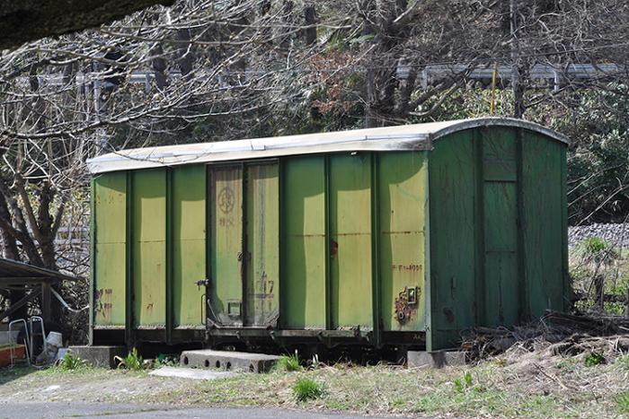 昔の貨物車