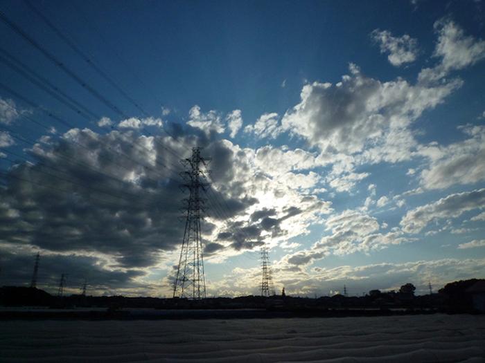 空の表情4