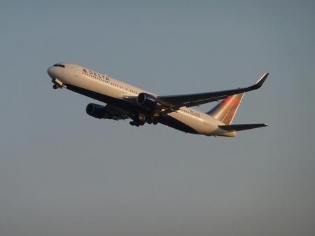 デルタ航空7