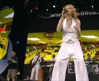 Madonna LIVE 8-1