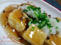 中華風あつあげ豆腐