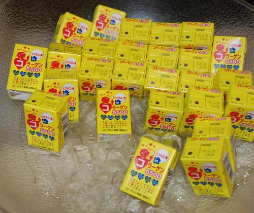 ヒアルロン酸inのむコラーゲン5500