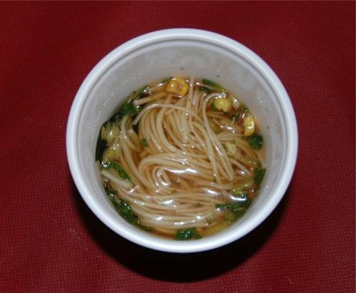 ローカロ麺しょうゆ味