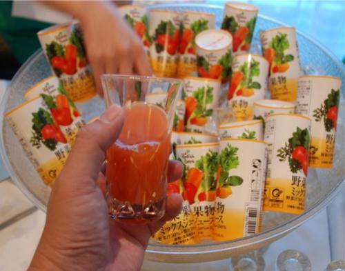 らでぃっしゅぼーやの野菜ジュース