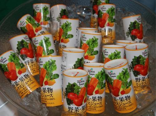 らでぃっしゅぼーやの野菜ジュースはエコも考えられている