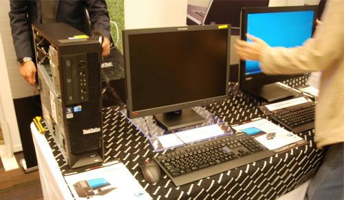 テスクトップパソコン