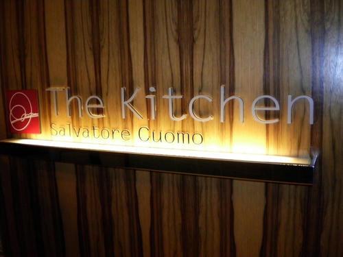 The Kitchen Salvatore Cuomo 京都