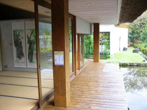 篠脇山荘内部