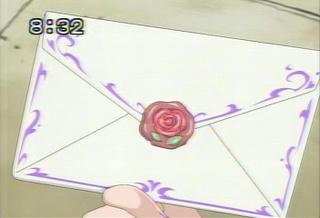 バラの手紙に導かれて…