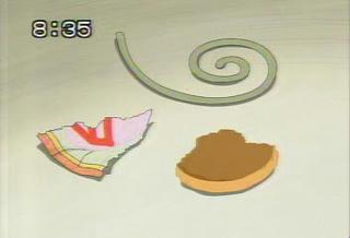 時計草のつる、ホットケーキのかけら、紙切れ、重要アイテムは?