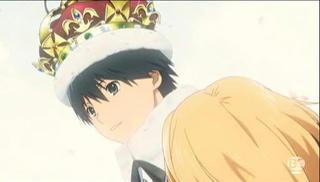 並行世界では王子様だと思う財津衛(弟)くん