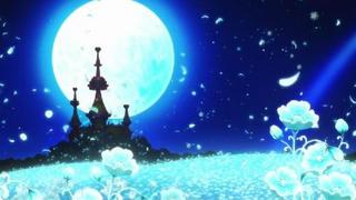 満月の夜に咲く千夜一夜草