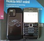 Nokia N97 mini後ろ