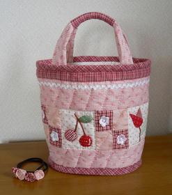子供用バケツ型バッグ