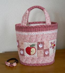 子供用バケツ型バッグ2