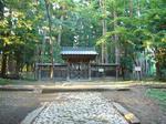 土津神社(保科正之のお墓)