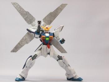 物語の序盤で壊されている・忌むべき力という位置づけから、実はたいして活躍していないGXの代表武装。