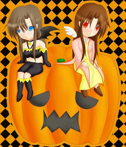 かぼちゃはおすきかしら?