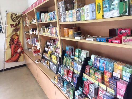 山梨県甲府市手巻きタバコ葉巻キセルお店取り寄せしてくれるタバコ屋