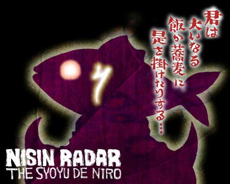 NISIN RADAR
