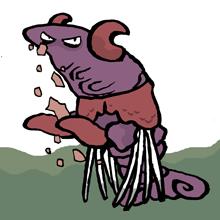 かせい 蝦精